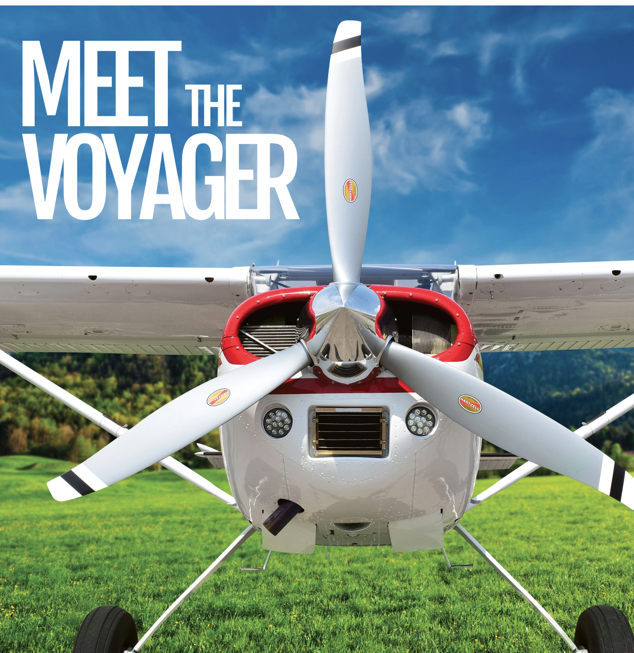Meet the Voyager